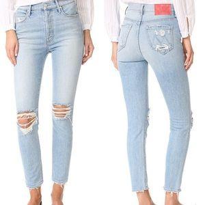 Mother - Miranda Kerr Easy Does It jeans